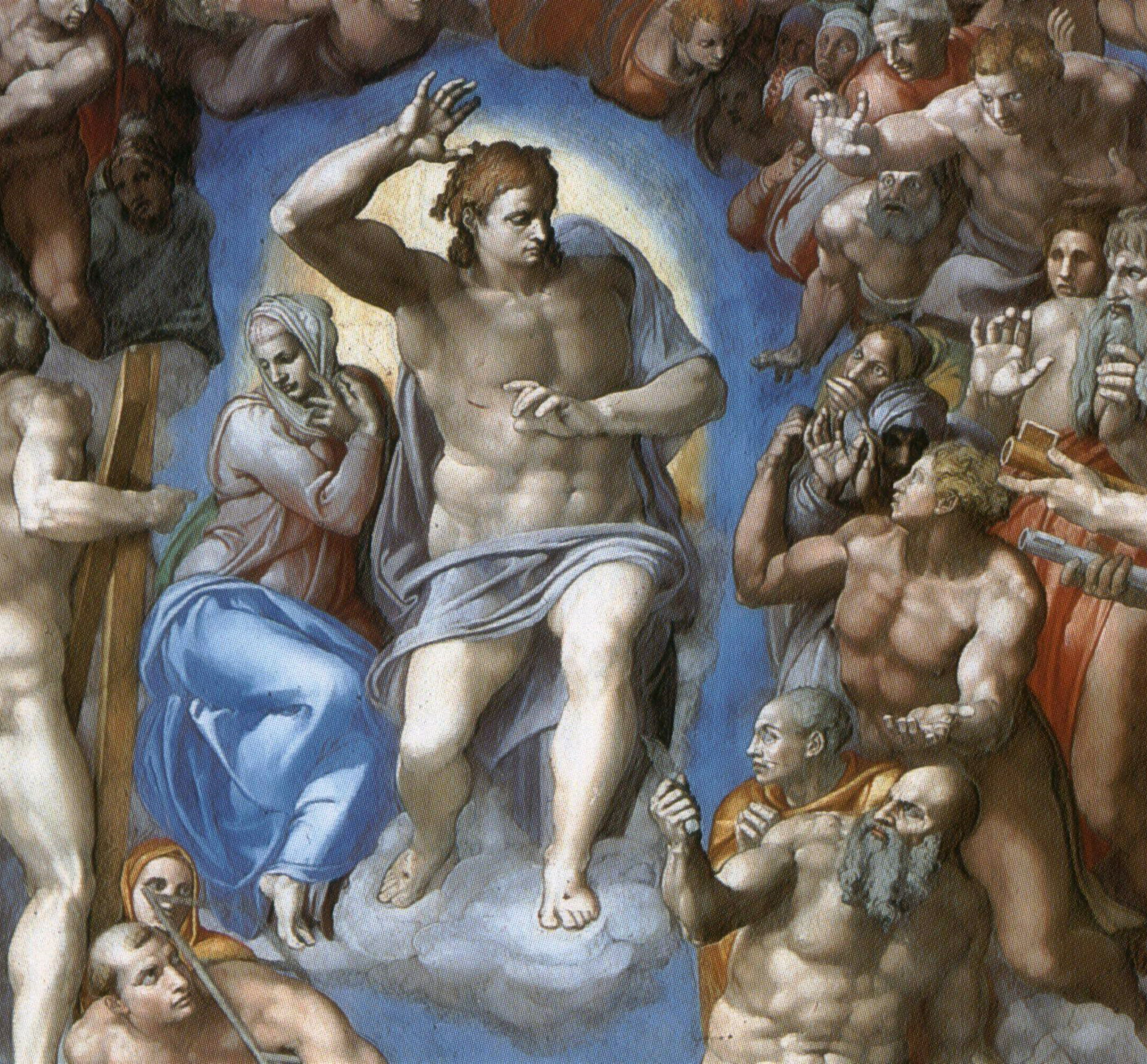 Michelangelo_The_Last_Judgement_detail1